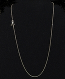Debra Shepard Sterling Silver Ball Chain
